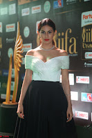 Amyra Dastur in White Deep neck Top and Black Skirt ~  Exclusive 010.JPG