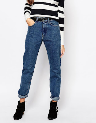 Pimkie Highwaist Mom Jeans, $48.51 from ASOS