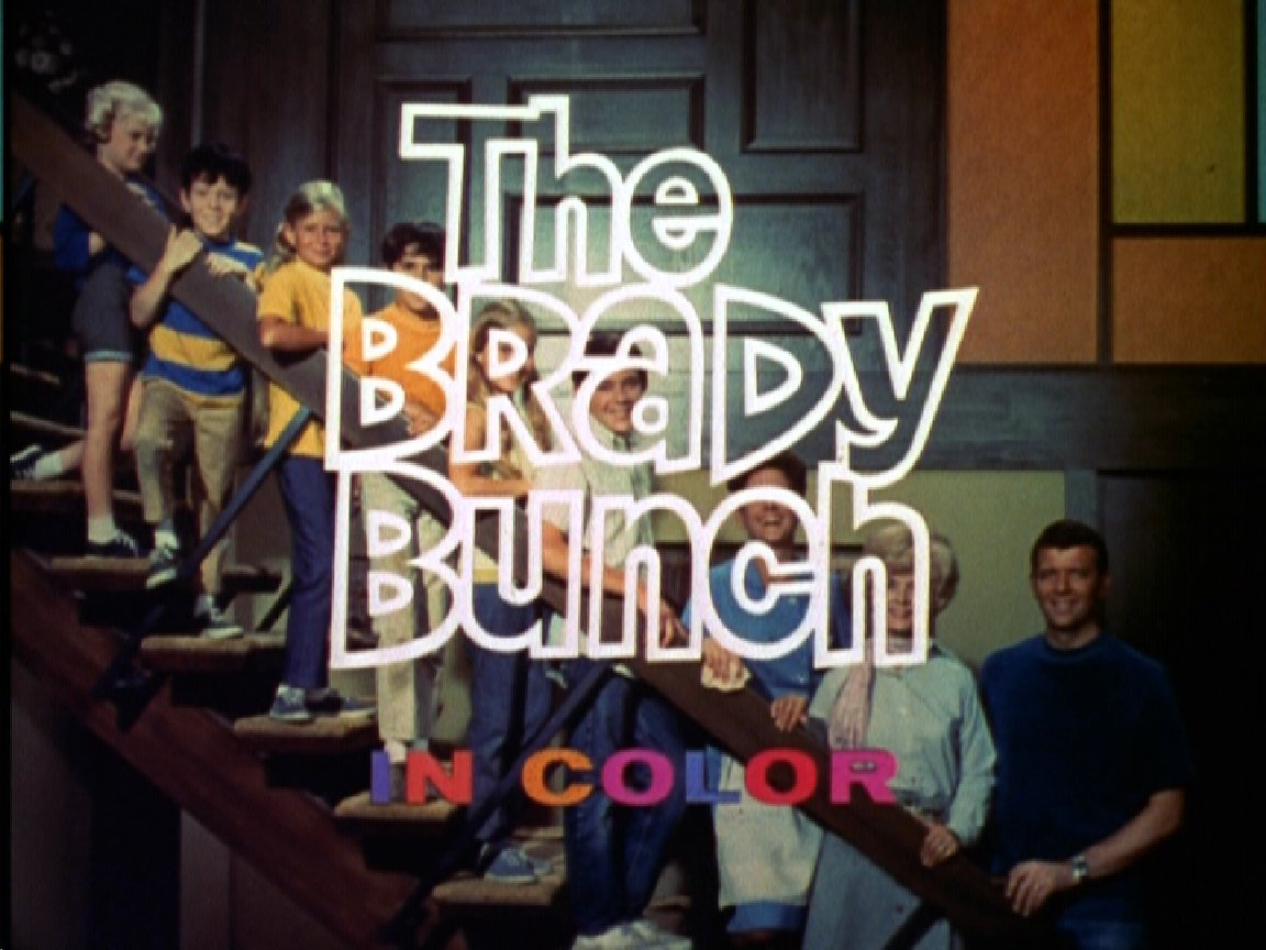 The Brady Bunch Blog: In Color