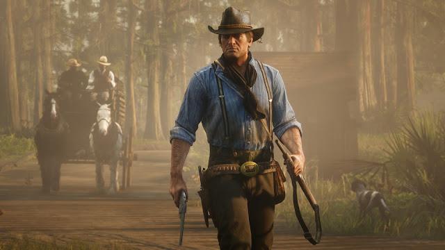 تحديث جديد للعبة Red Dead Redemption 2 يصلح الكثير من المشاكل و يغلق عدة ثغرات ، إليكم التفاصيل ..