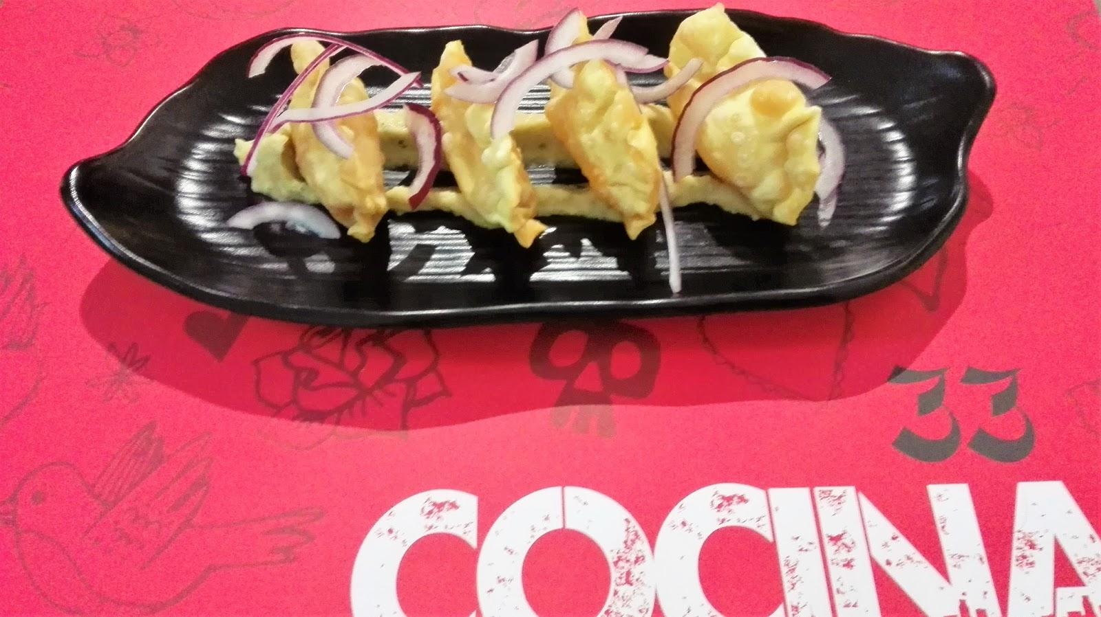 Cocina 33: pequeñitos, pero matones   Gastronomoyviajero