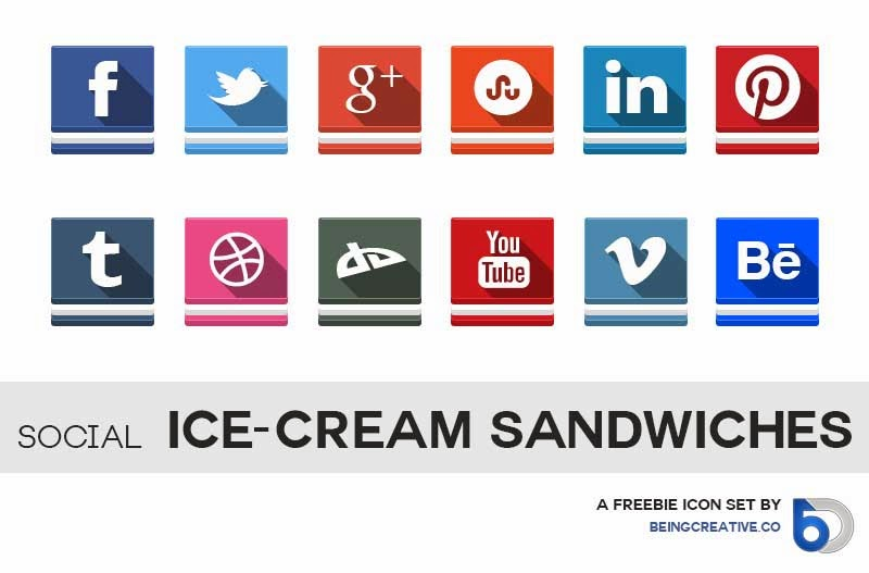 Social Ice-Cream Sandwiches