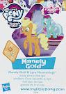 My Little Pony Wave 19 Manely Gold Blind Bag Card