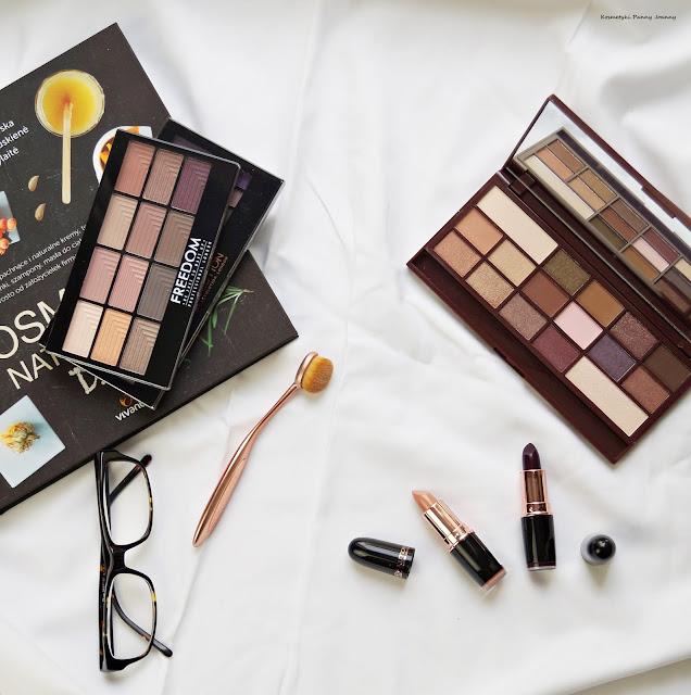3 tanie propozycje paletek cieni od Makeup Revolution