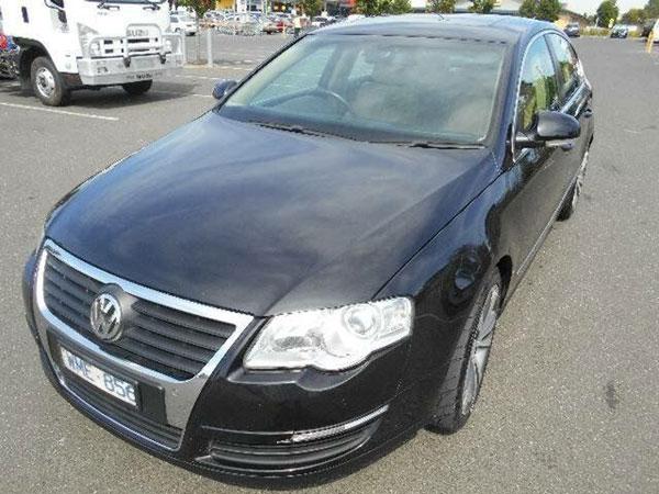 Volkswagen Passat sedan 3C