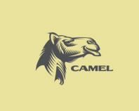 Logotipo inspirado en camello