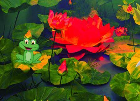 BigEscapeGames Big Flowers Land Escape