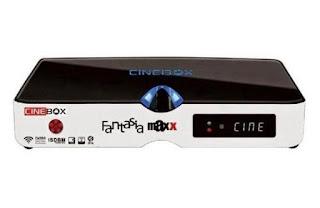 Cinebox Fantasia Maxx Atualização - 21/09/2018