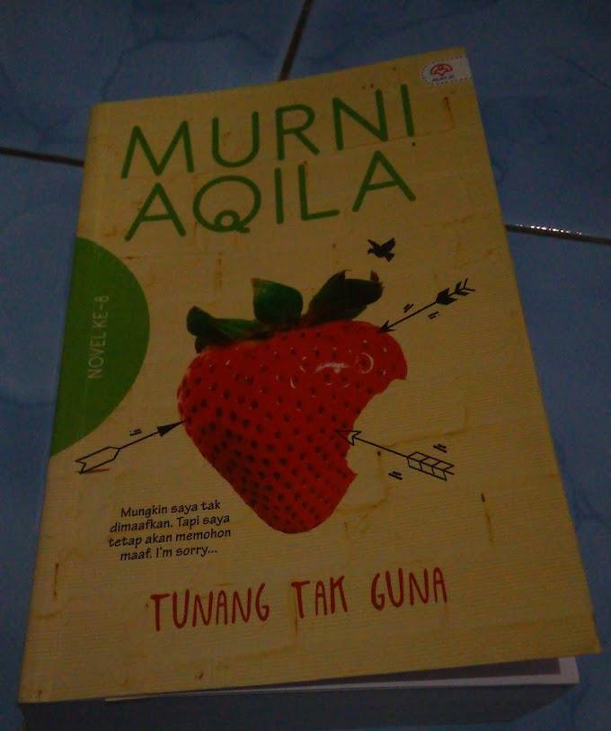 Novel Tunang Tak Guna