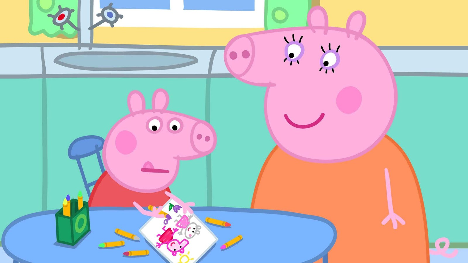 Nickalive Nickelodeon Usa To Premiere New Episode Of Peppa Pig