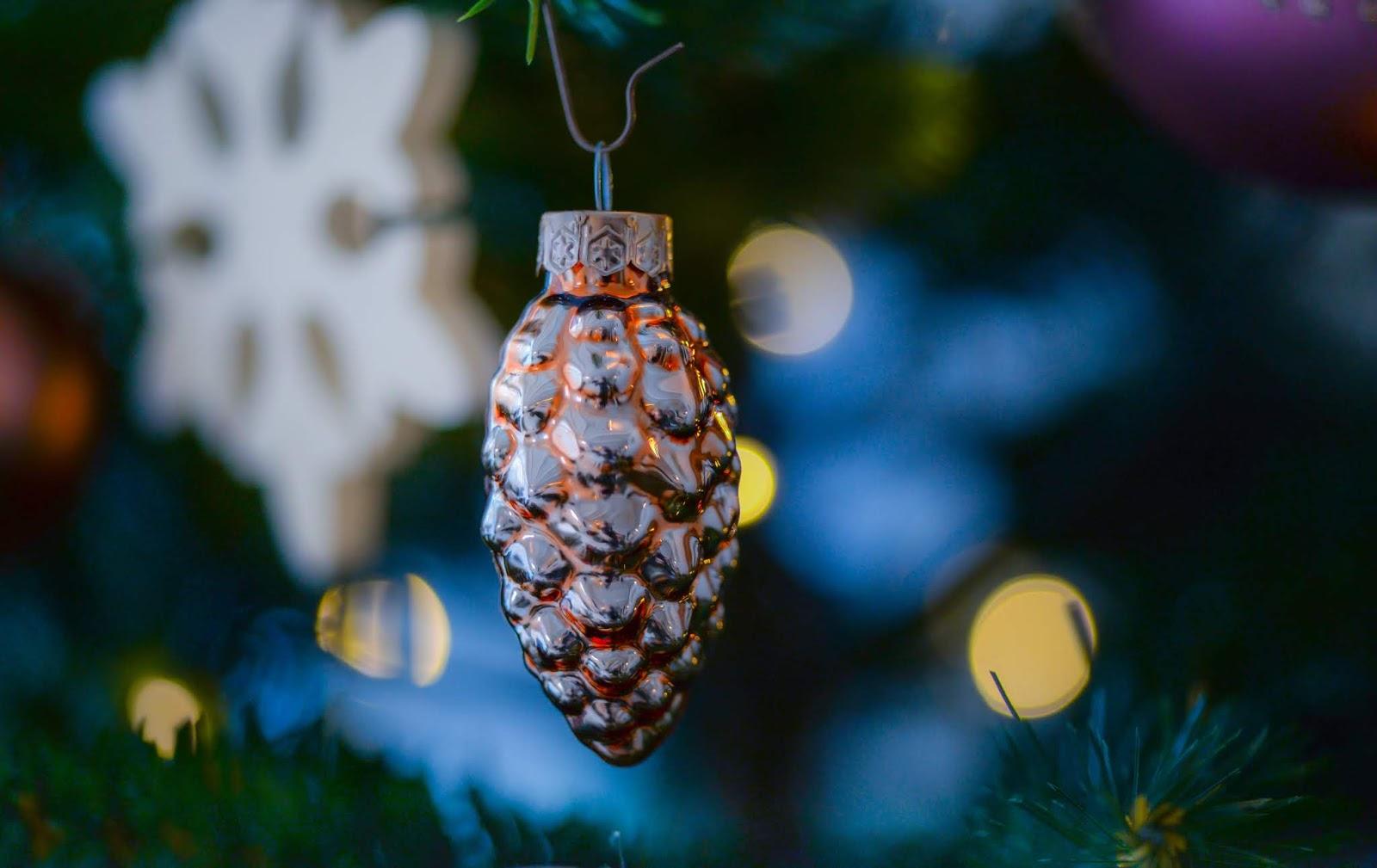 Decoração Natal Shopping Várzea