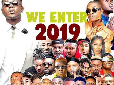 DOWNLOAD MIXTAPE: Dj AfroNaija – We Enter 2019