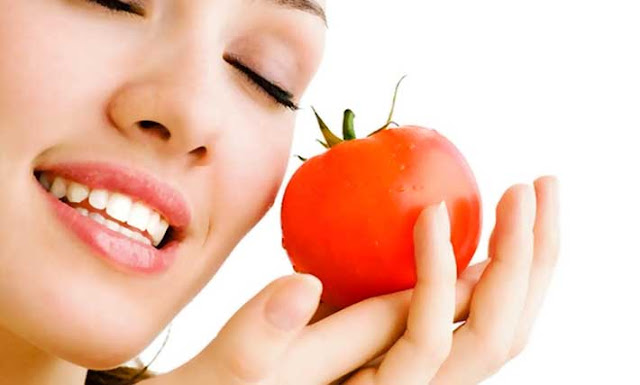 Manfaat tomat untuk kulit