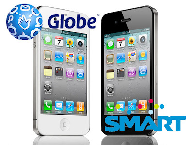 globe iphone 4s price