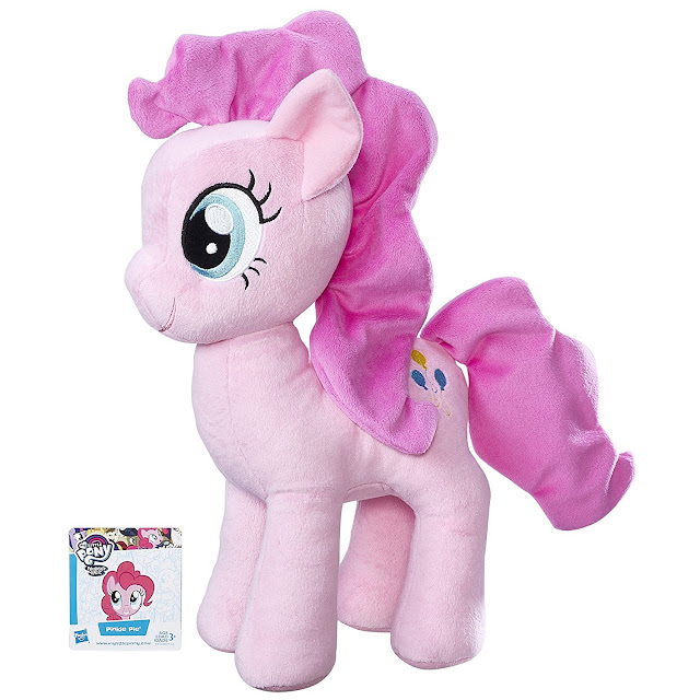 2017 My Little Pony Plushie Pinkie Pie