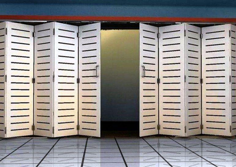 Model Pintu Besi Minimalis Modern