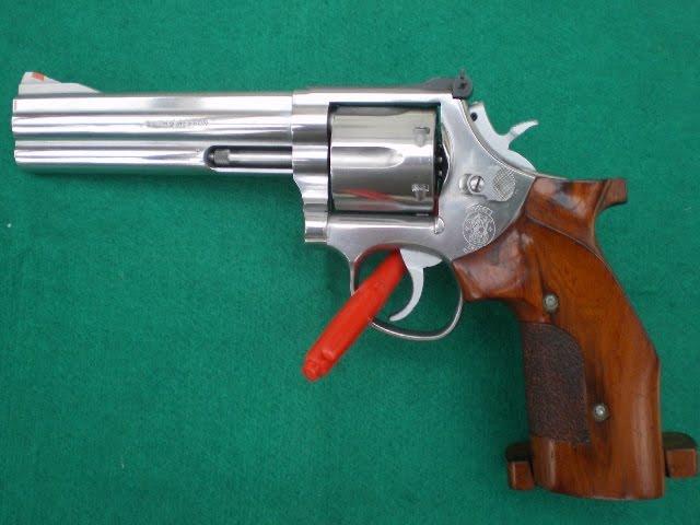 Armas de Fuego: smith wesson