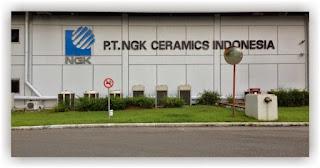 Loker PT NGK CERAMICS INDONESIA