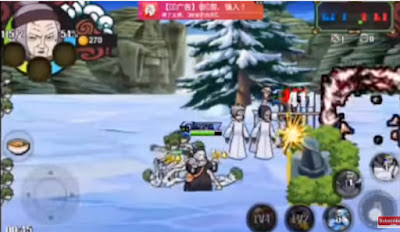 Naruto Senki Shinobi Kumite Impact Offline android