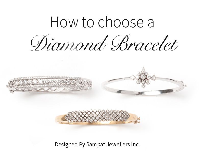 How to choose a diamond Bracelet