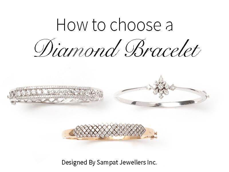 How to choose a diamond Bracelet