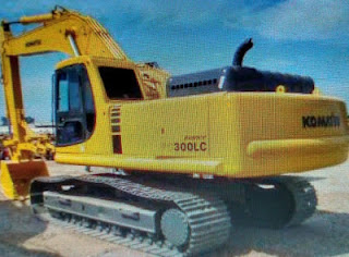 Shop manual komatsu PC 300-6
