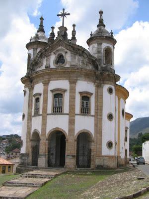 Iglesia del Rosario - Brasil
