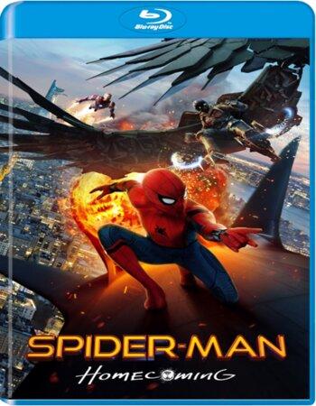 Spider Man Homecoming (2017) Dual Audio Hindi 480p BluRay x264 400MB Movie Download