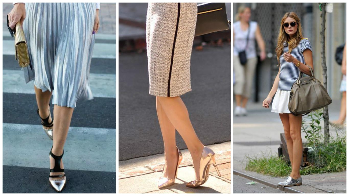 Moda Metalizada!, dicas de moda, Goias moda, Padre Bernardo, Goias, Noticias de goias, Brazil, site de moda no goias, sapatos da moda