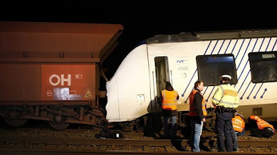 قطار ألمانيا
