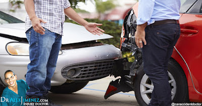 The True Physical Outcome of a Car Accident - El Paso Chiropractor