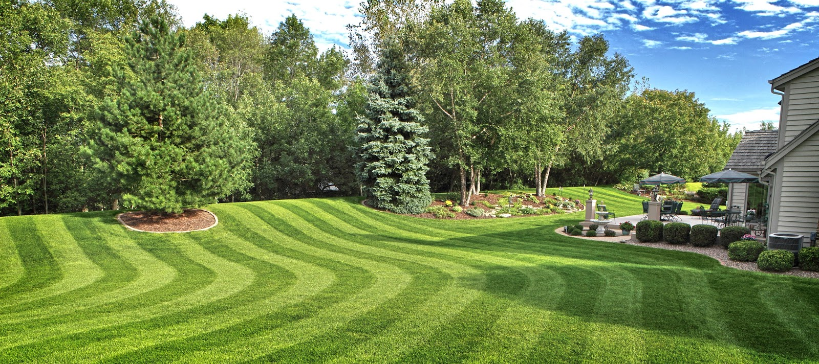 Residential and commercial lawn mowing lawn and for Simply garden maintenance