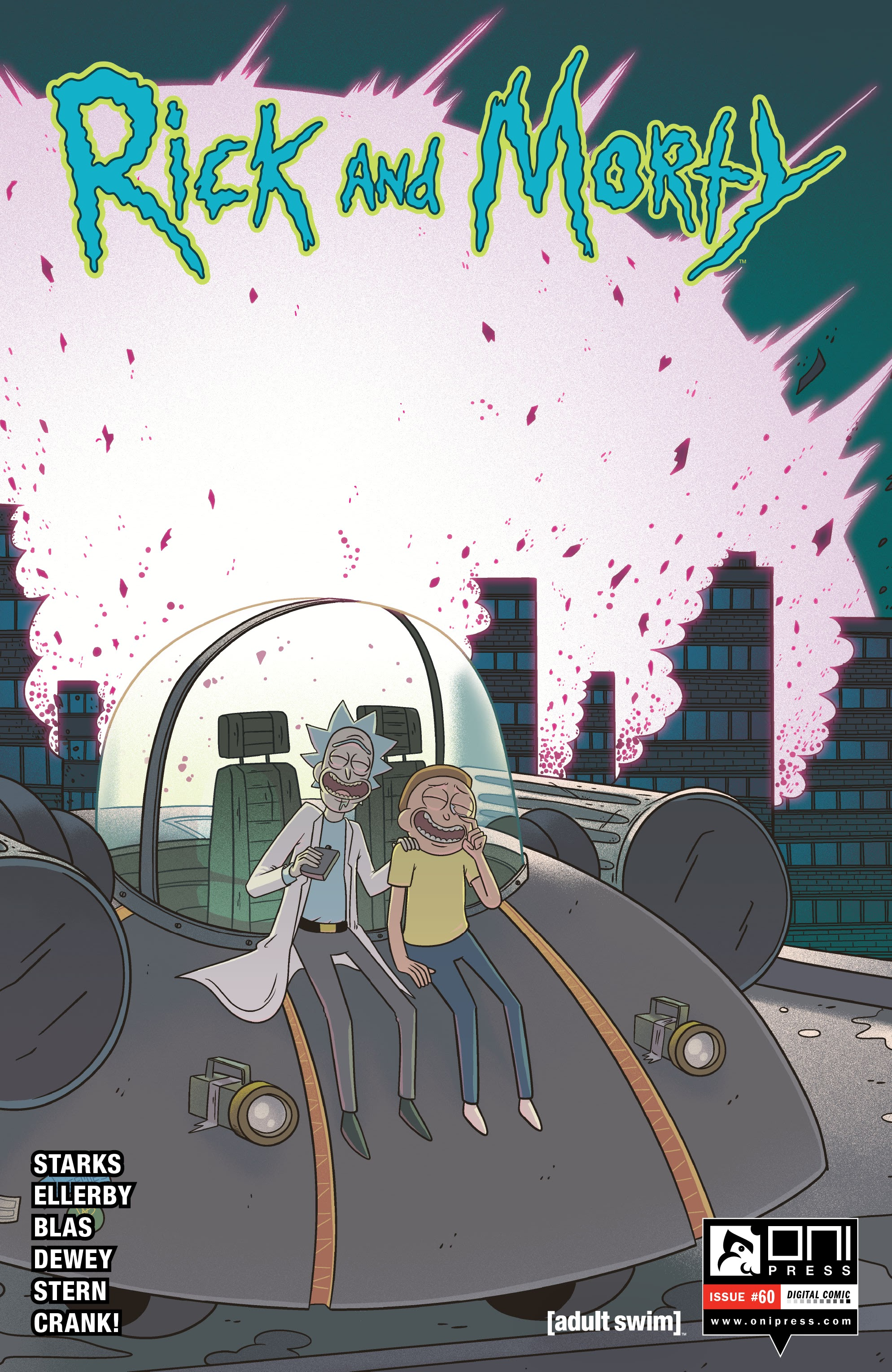 Rick and Morty 60 Page 1