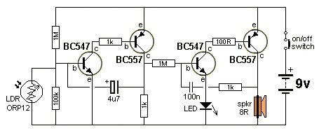 Electronic circuit, componnent data, lesson and etc