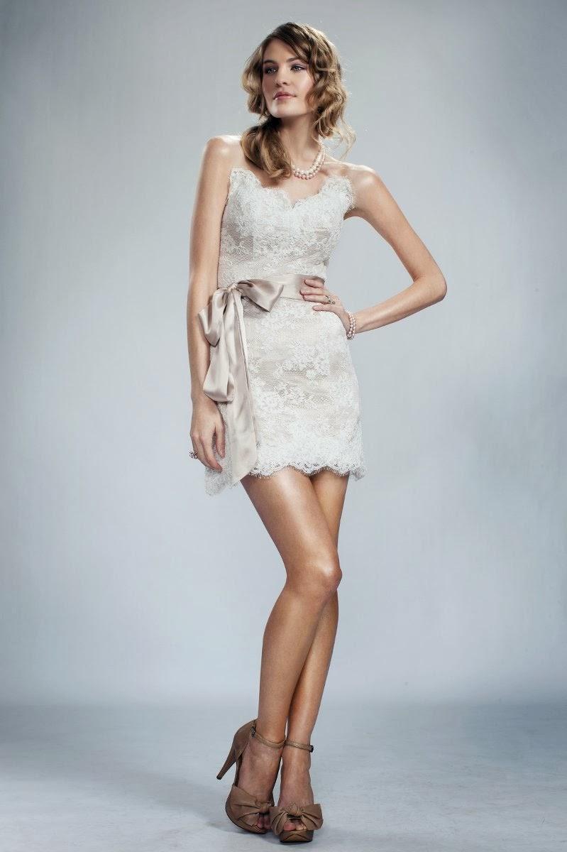 Vestidos de novia sencillos ¡14 Modelos de Moda Juvenil! | 101 ...