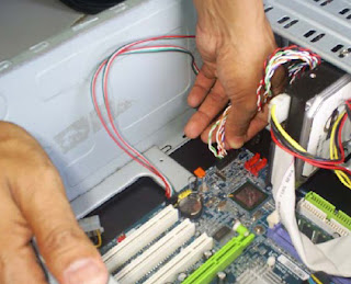 Trik Cara Merakit Komputer PC-12