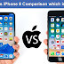 iPhone X vs iPhone 8 Comparison which is the best cell phone