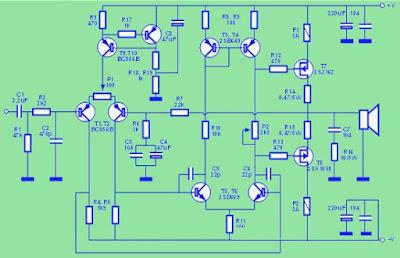 100W%2Bhifi%2Bmosfet%2Bamplifier Ab Amplifier Schematic on for free, tube headphone, 300b vacuum tube, basic tube, diy high power audio, automotive class, class power, hf linear,