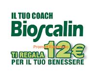 Logo Bioscalin ti regala 12€per il tuo benessere! scopri come richiedere il rimborso