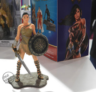 Toy Fair 2017 Wonder Woman movie toys