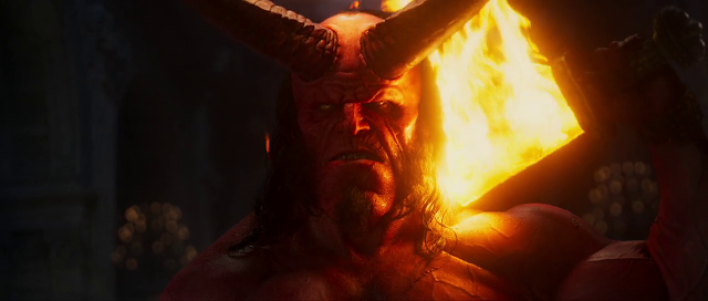 Hellboy (2019) Dual Audio [Hindi-DD5.1] 720p BluRay ESubs Download