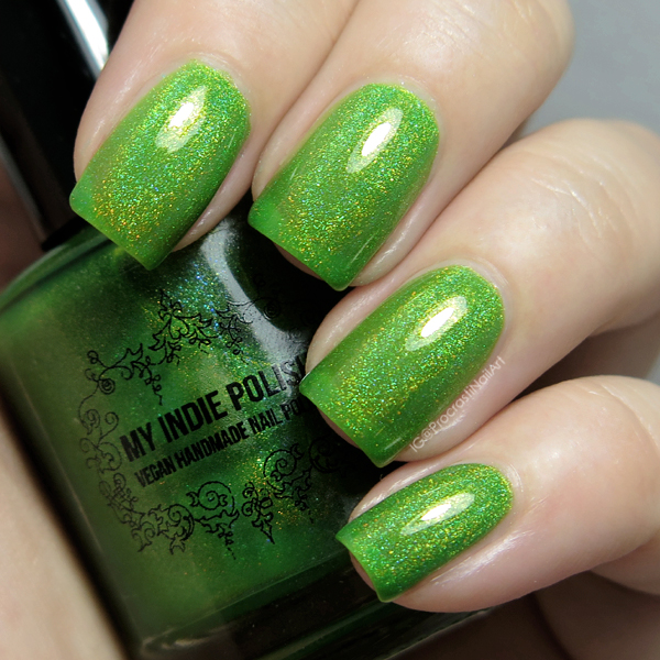 My Indie Polish Last Summer Picnic Review