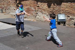 Gli Scavi di Ostia Antica spiegati ai bambini - Divertente visita guidata pensata per bambini e ragazzi