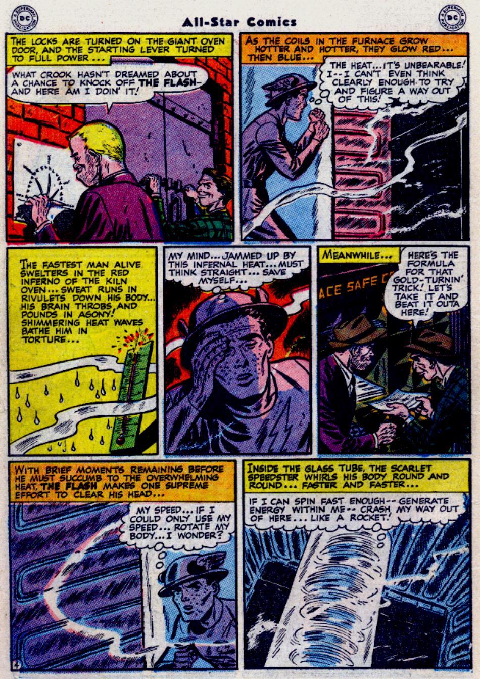 Read online All-Star Comics comic -  Issue #34 - 24
