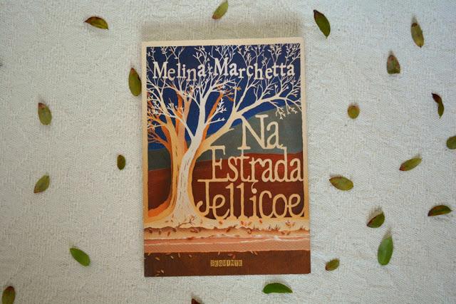 Resenha Livro Na Estrada Jellicoe