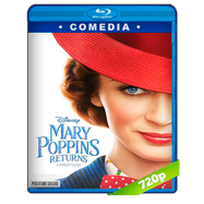 El regreso de Mary Poppins (2018) BRRip 720p Audio Dual Latino-Ingles