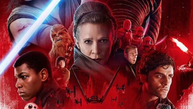 Star Wars: The Last Jedi Get International Trailer and Poster.
