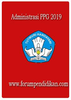 Administrasi PPG 2019