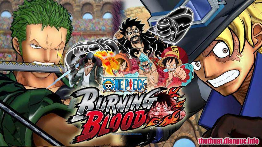 Download Game One Piece Burning Blood Full Cr@ck