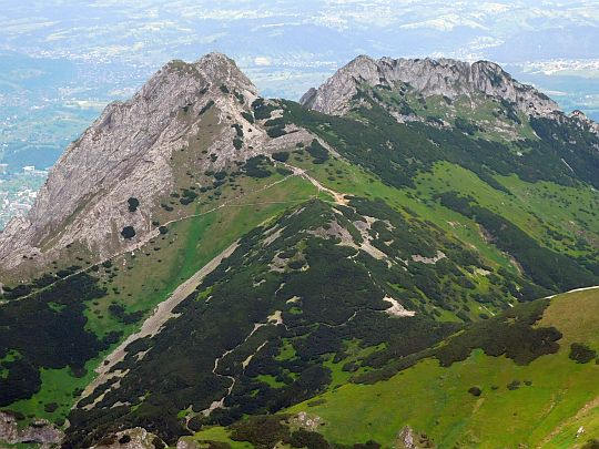 Giewont (1894 m n.p.m.).